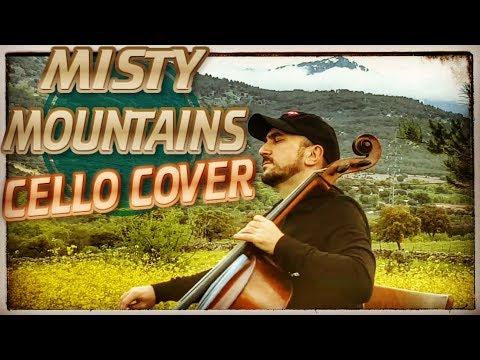 🎻 Misty Mountains Cold Cello Cover   Salvador Raga