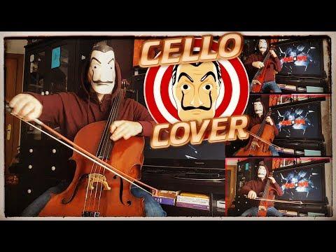 🎻 La Casa de Papel - Bella Ciao - Cello Cover