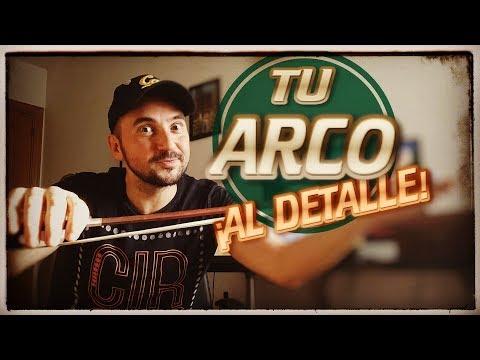 🎻 EL ARCO DEL VIOLONCHELO   conoce tu instrumento - 3ªparte