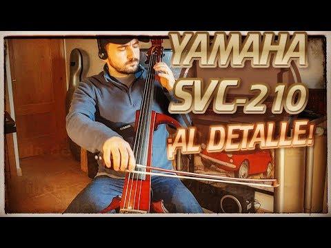 🎻 Unboxing y Revisión YAMAHA SVC 210 Silent Cello