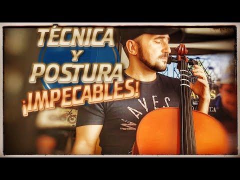 🎻 Técnica y colocación de mano y brazo izquierdos en el cello
