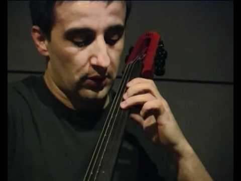 JS Bach - G Suite Sarabande on NS cello