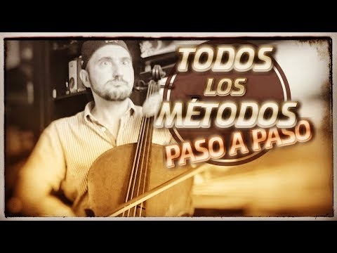🎻 COMO AFINAR el violonchelo   de aprendiz a profesional - ¡todos los métodos!