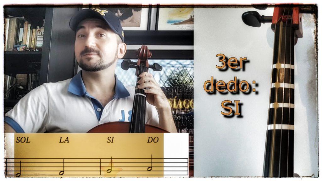 Notas Cello