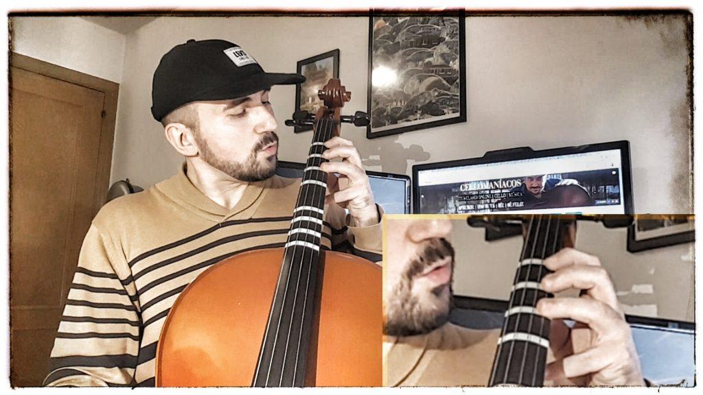 Sostenidos Bemoles Cello