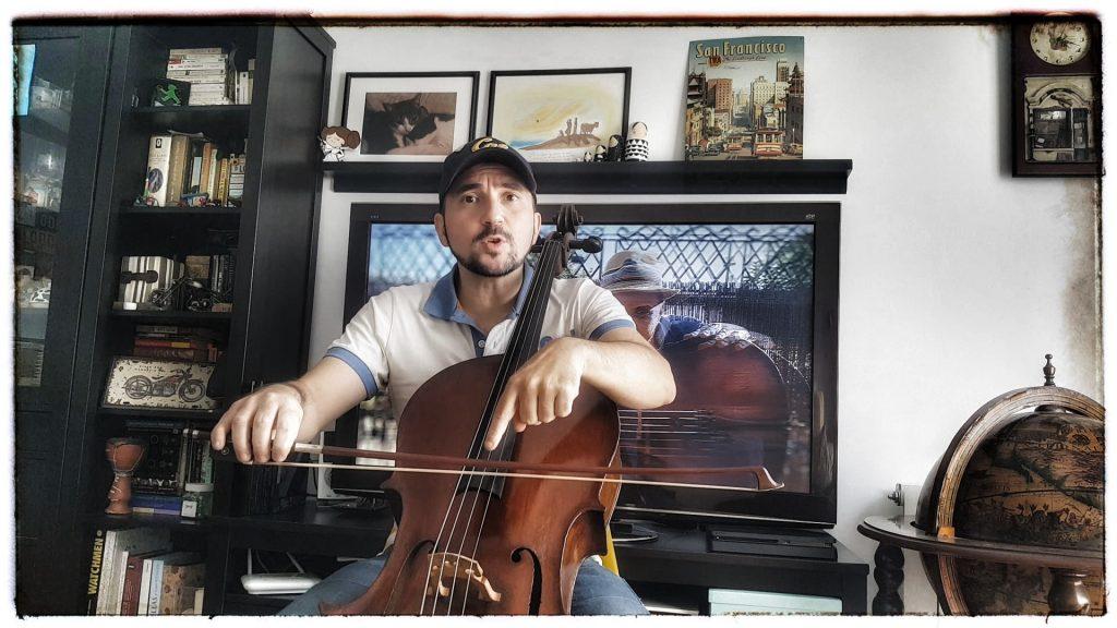Tecnica Arco Cello